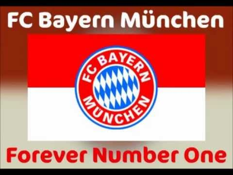 Fc Bayern Forever number one (lyrics)