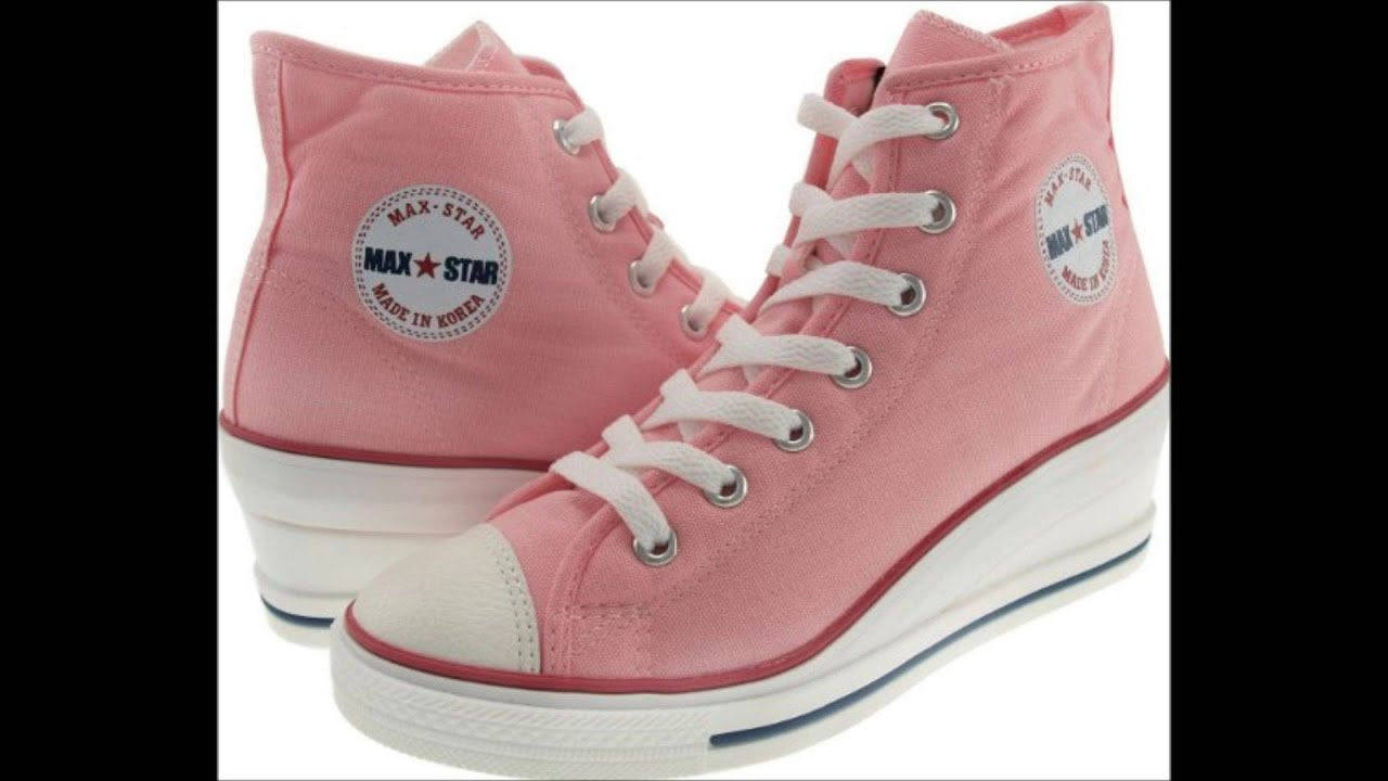 converse heels for kids