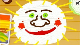 ГОТОВКА ЧЕЛЛЕНДЖ - МАСТЕР СУШИ / Готовим пасочку - смешное видео для детей про готовку #ПУРУМЧАТА