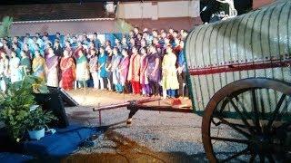 Marvilengal Namanenthi - 250 Voice Mass Choir Classic Hymns Album Sarvashrayam