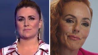 El gran fraude de Carlota Corredera , Rocío Carrasco y Fidel Albiac contra Rocío Flores