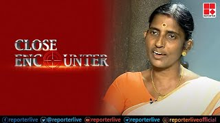 CLOSE ENCOUNTER - SHASHIKALA  │Reporter Live