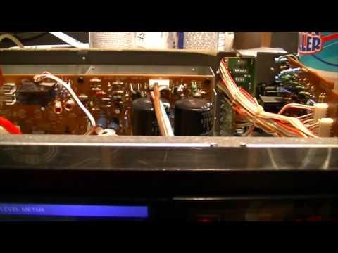 Fisher CA-871 System - Repair Series - Part 4 - Amp Repair 2