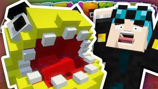 - Minecraft NEW HOUSE PACMAN ATTACK Crazy Craft 3.0 5