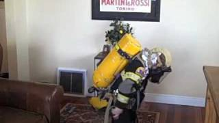 Kid Firefighter to the Rescue