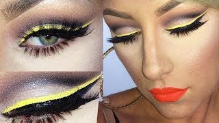 Modern Pin-Up Makeup Tutorial Thumbnail