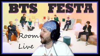 [2021 FESTA] BTS (방탄소년단) BTS ROOM LIVE reaction   Metal Musician Reacts