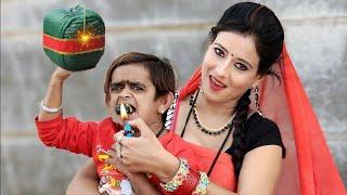 CHOTU aur BHABHI JI KE PATAKHE   छोटू और भाभी जी के पटाखे   CHOTU DADA DIWALI SPECIAL COMEDY VIDEO