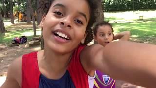 GINÁSTICA | Aulinha de Ginástica #5 - Irmãs na ReaL