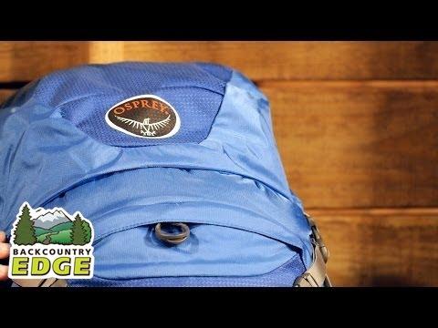 Osprey Stratos 50 Internal Frame Backpack