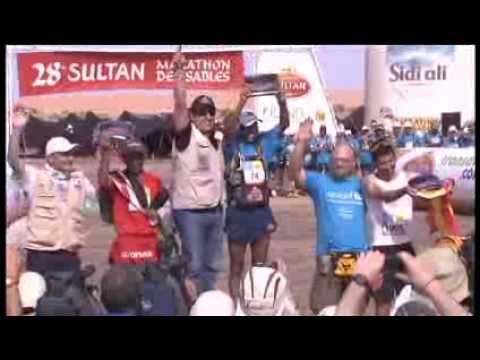 iLAND Solar Technologies SA at the Marathon des Sables
