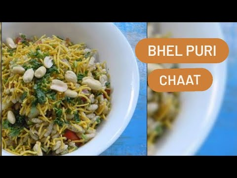 how to make simple bhel