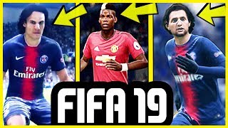 24 NEW FACES ADDED TO FIFA 19