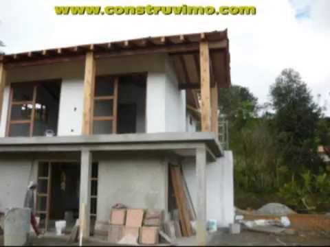 Como Se Construye Una Casa En Youtube