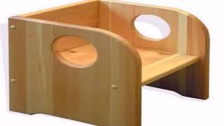 видео Как изготовить детские стол и стул: краткое руководство