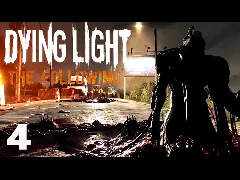 Let's Play - Dying Light The Following DLC -  Time To Get Wet |