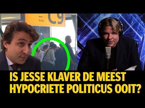 IS JESSE KLAVER DE MEEST HYPOCRIETE POLITICUS OOIT? - DE JENSEN SHOW #10
