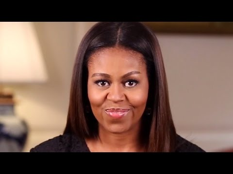 First Lady Michelle Obama Celebrates Step It Up