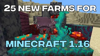25 New Farms For 1.16