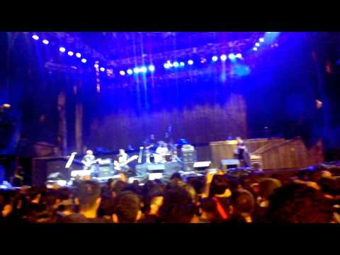 Cromok - I Dont Belong Here ( Metallica Live in Malaysia Opening Act )