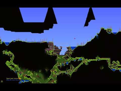 Non and S play Terraria [Private World]