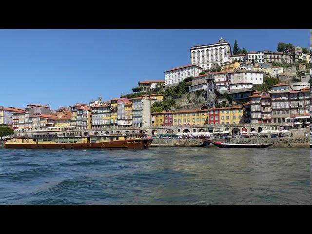Boat Tour on the Douro River, Porto
