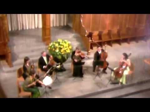 Ars Amata Zürich  Korngold Streichsextett op.10