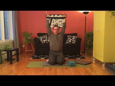 5 postures de yoga pour la souplesse et le confort de vos épaules