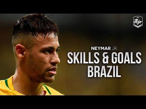 Neymar Jr. – Brazil 11/16  Amazing Skill Show  HD   1080p