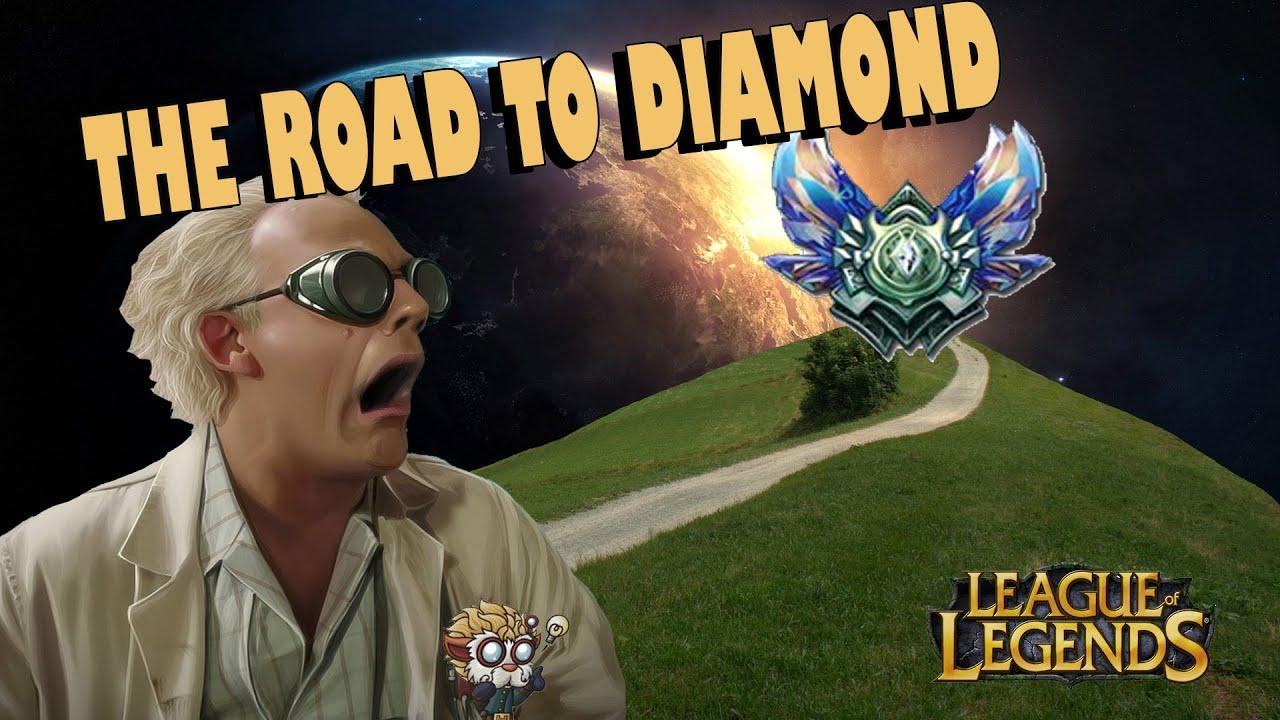 league of legends epic heimerdinger plays the road to diamond youtube. Black Bedroom Furniture Sets. Home Design Ideas