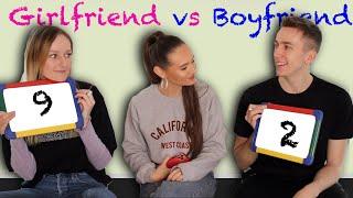 GIRLFRIEND VS BOYFRIEND