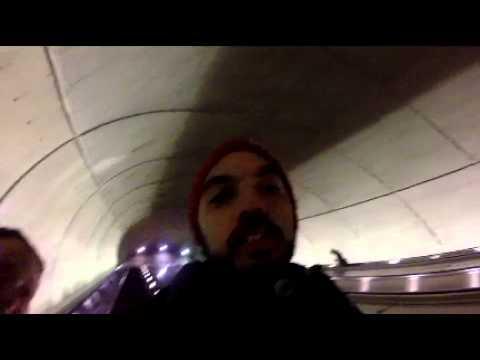 El metro de Washington