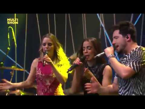 Anitta e Thaeme & Thiago - Foi Daquele Jeito (Música Boa Ao Vivo)