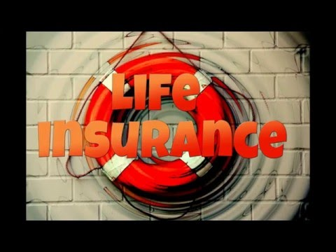 Make a life insurance in Bank for future