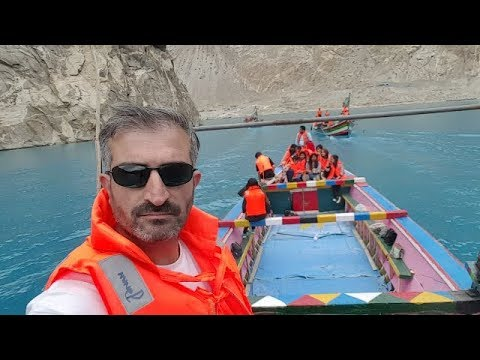 Pharmacy Department Of Sargodha University Visited  Attabad Lake, Hunza Valley, Gilgit Baltistan