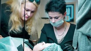 Запись на обучение удаления ремувером перманентного макияжа