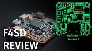 AKK F4SD flight controller review