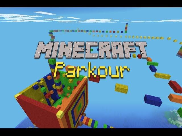 Minecraft Parkour Cracked Mini Game Server: 1 9 24/7 YouTube