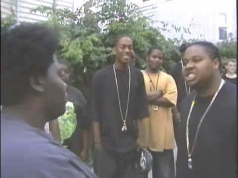 Punchy Baby vs Young Chris(Boston Rap Battle)