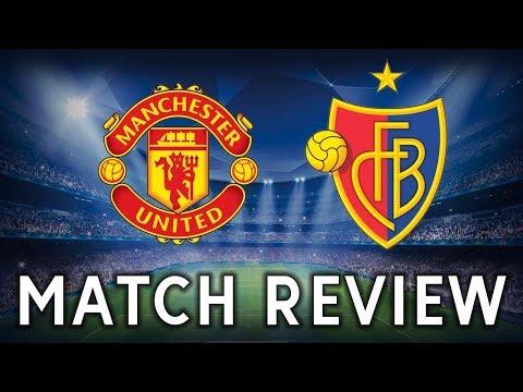 FELLAINI MAN OF THE MATCH! Manchester United 3-0 FC Basel | UEFA Champions League