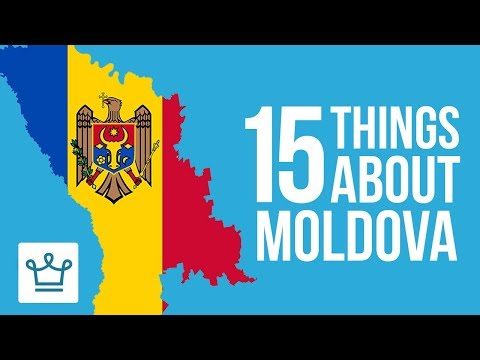 15 Things You Didn't Know About Moldova