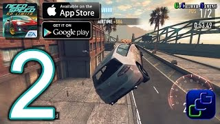 NEED FOR SPEED No Limits Android iOS Walkthrough - Part 2 - Underground: Chapter 1: Genesis