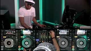 Chuckie - DJsounds Show 2013