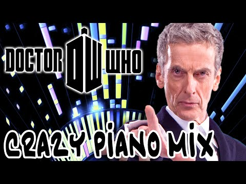 Crazy Piano! DOCTOR WHO THEME