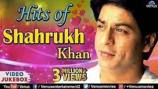 Download SHAHRUKH KHAN HITS : Best Bollywood Romantic Songs   VIDEO JUKEBOX   Best Hindi Songs
