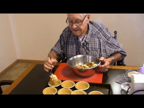 Healthy Living - Preparing Food For Seniors