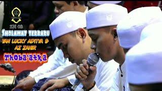 Download Az Zahir Terbaru...Thoba'atka    JATENG BERSHOLAWAT voc. Yan Lucky