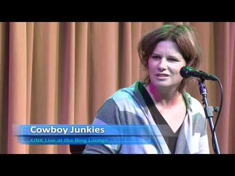 Cowboy Junkies - Interview (Bing Lounge)