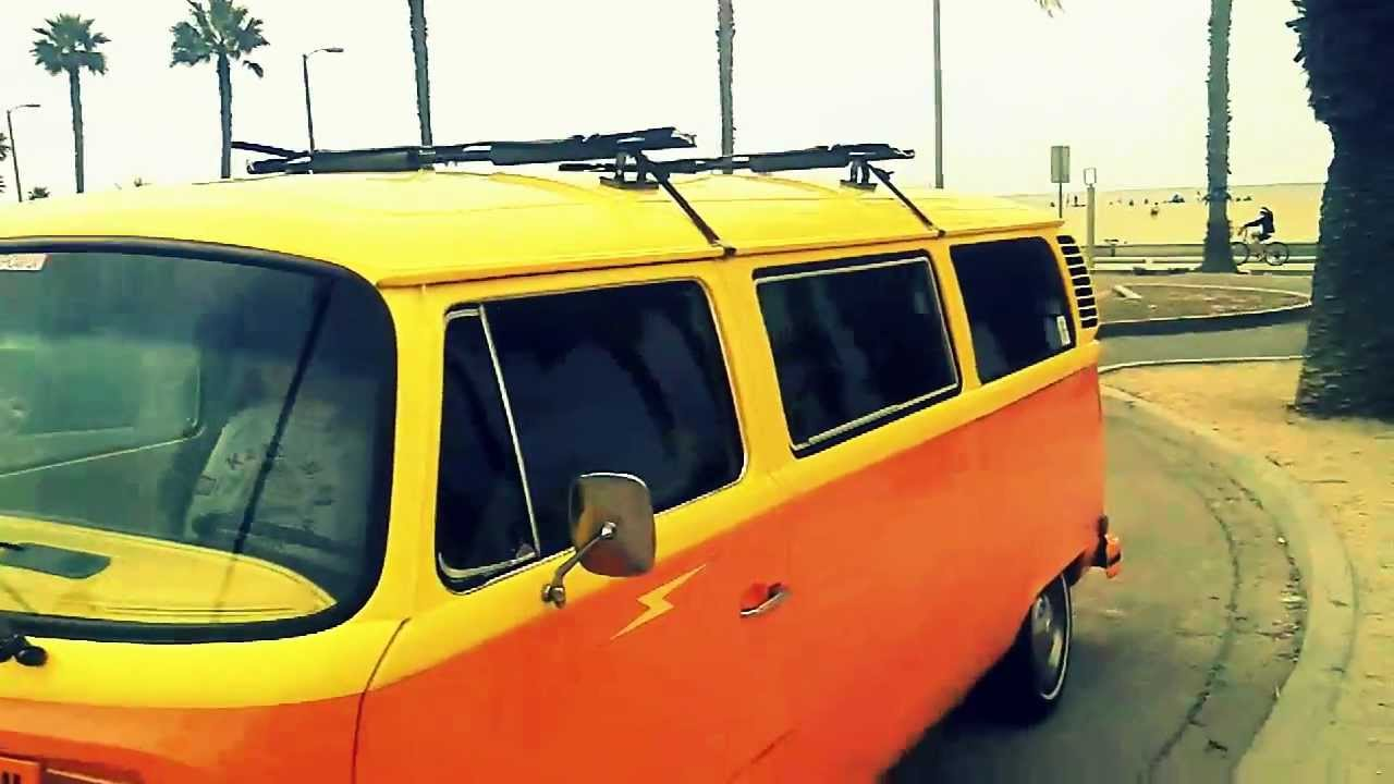 Vw Surfboard Racks For Sale Also For Classic Cars Youtube