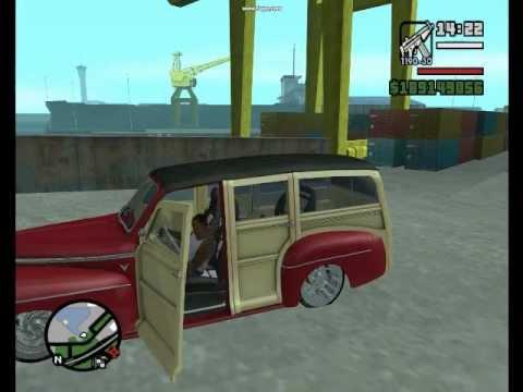 Mafia II Vehicles Sound In GTA San Andreas